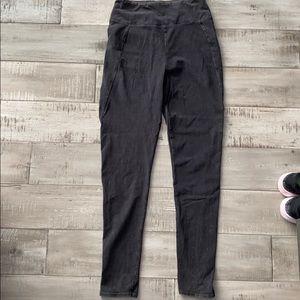 Sat sund by anthro. Black leggings. Size S.